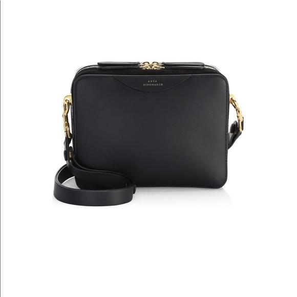 fc0592c47e Anya Hindmarch Bags | Stack Double Crossbody Bag | Poshmark